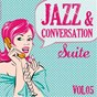Compilation Jazz & Conversation Suite, Vol. 5 avec Trummy Young / Carmen MC Rae / Art Blakey / Eartha Kitt / Oscar Peterson...