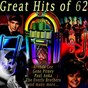 Compilation Great hits of 62 avec The Lettermen / Neil Sedaka / Frank Ifield / Mary Wells / The Drifters...