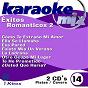 Album Exitos romanticos 2 (karaoke/cover version) (karaoke/cover version) de Karaoke Box