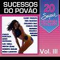 Compilation 20 super sucessos povão, vol. 3 avec Trio Irakitan / Cauby Peixoto / Núbia Lafayette / Silvinho / Orlando Dias...