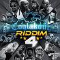 Compilation Coqlakour riddim, vol. 4 avec Mighty Ki La / Admiral T / Big Jay / Jamadom / Kaf Malbar...