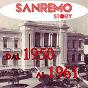 Compilation Sanremo story dal 1950 al 1961 avec Germana Caroli / Nilla Pizzi / Achille Togliani / Duo Fasano / Oscar Carboni...