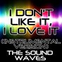 Album I don't like it, I love it (instrumental version) de The Soundwaves