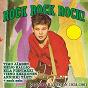 Compilation Rock rock rock! avec Pekka Loukiala / Eino Virtanen / Jorma Kalenius / Annikki Tahti / Rock-Jerry...