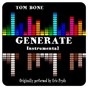 Album Generate intrumental (originally performed by eric prydz) de Tom Bone
