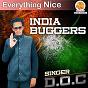 Album India Buggers de D O C