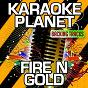 Album Fire n gold (karaoke version) (originally performed by bea miller) de A-Type Player