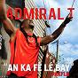 Album An ka fè lé bay (#akflb) de Admiral T