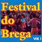 Compilation Festival do brega, vol. 1 avec Balthazar / Reginaldo Rossi / Bartô Galeno / Evaldo Freire / Adelino Nascimento...