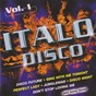 Compilation Italo disco, vol.1 avec Véronique / Fresh Color / Digitronic / Private Movies / Humphrey Robertson...