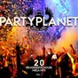 Compilation Party planet, vol. 1 (20 progressive house mega hits) avec Brian Scott / Ted Broker / Brady Davis / Progression Synten / Martin Morgan...