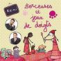 Album Berceuses et jeux de doigts de Rémi Guichard