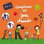 Album Comptines et jeux dansés de Rémi Guichard
