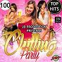 Compilation Chilling party (100 top hits) avec Bobby Farrell / Extra Latino / Katy Tindemark / Kristina Korvin / Alegria Amaya...