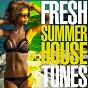 Compilation Fresh summer house tunes, vol. 1 avec Bonnie Drasko / Profundo & Gomes / F.I.T.S / Paul Parsons, Tim Nice / Jay Frog, Holmes...