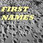 Compilation First names (82 hits) avec Billy Bridge / Billy Fury / Alain Barrière / Barbara / Bobby Darin...