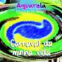 Compilation Aquarela musical do brazil: carnaval da minha vida avec Dalva de Oliveira / Jacob do Bandolim / Maria Bethânia / João Gilberto / Pixinguinha...