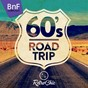 """Compilation 60's road trip avec Vince Taylor & His Playboys / Elvis Presley """"The King"""" / Booker T & the M G S / The Beach Boys / John Lee Hooker..."""