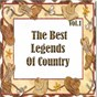 Compilation The best legends of country, vol. 1 avec Freddy Fender / Roger Miller / Johnny Cash / Glen Campbell / Frankie Laine...