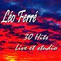 Album Léo ferré (30 hits live & studio) de Léo Férré