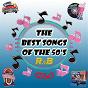 "Compilation The best songs of the 50's - r&b, vol. 4 avec Little Junior'S Blue Flames / Bobby ""Blue"" Bland / Earl Bostic / Floyd Dixon / Big John Greer..."