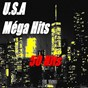 Compilation Usa méga hits (50 hits) avec Joan Baez / Ray Charles / The Marvelettes / Chubby Checker / Harry Belafonte...