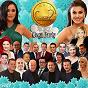 Compilation Mega party, vol. 1 (show pranveror) avec Mima / Grupi Labia / Fisniket / Mimoza Mustafa / Bardhi...