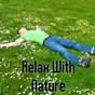 Album Relax With Nature de Relaxing Music Therapy, Relaxing Rain Sounds, Relaxing Meditation Songs Divine, Relaxing Mindfulness Meditation Relaxation Maestro