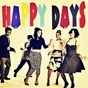 Compilation Happy days avec The Checkers / Dick Dale / Clyde Mcphatter / Ricky Nelson / Ritchie Valens...