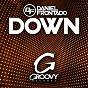 Album Down de Daniel Frontado