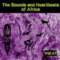 Compilation The sounds and heartbeat of africa,vol.47 avec Mr Crushy / Anamski / Angel Eye / Bamidele / Antilop...