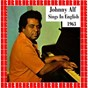 Album Sings in english, 1963 de Johnny Alf