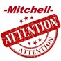 Album Attention de Mitchell