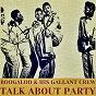 Album Talk about a party de Boogaloo & His Gallant Crew