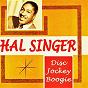 Album Disc jockey boogie de Hal Singer