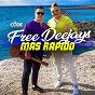 Album Mas rapido de Free Deejays