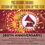 Compilation The grammy awards / record of the year - song of the year (60th anniversary (1959 - 2018)) avec Jimmy / Domenico Modugno / Bobby Darin / Percy Faith / Ernest Gold...