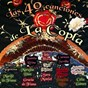 Compilation Las 40 canciones de la copla avec Luisa Ortega / Juanita Reina / Estrellita de Palma / Sara Montiel / Margarita Sánchez...