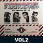 Compilation Grandes cantautores franceses - sus grandes éxitos, vol. 2 avec Jacques Brel / Gilbert Bécaud / Charles Aznavour / Georges Brassens / Gllbert Bécaud