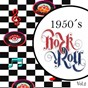 Compilation 1950´s rock n´roll vol. 2 avec Don Cornell / The Hilltoppess / Don Cherry / Patti Page / The Four Aces...