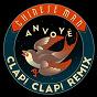 Album Anvoyé (clap! clap! remix) de Chinese Man