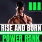 Album Rise and burn, vol. 3 de Power Rank