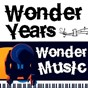 "Compilation Wonder years, wonder music 1 avec The Trashmen / Elvis Presley ""The King"" / The Marcels / Blue Moon / Ray Charles..."