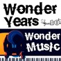Compilation Wonder years, wonder music, vol. 10 avec Bill Pursell / Ramsey Lewis / Percy Faith / The Chiffons / Steve Lawrence...