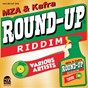 Compilation Round-up riddim avec Lord Bitum / Pupa Orsay / Deewaï / MC Akro / Ranking Diximal...