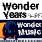 Compilation Wonder years, wonder music 64 avec Nirvana / Astrud Gilberto / Percy Mayfield / Christophe / Robins...