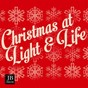 Compilation Christmas at light & life avec The Lennon Sisters / Gayla Peevey / Lawrence Welk / Joe Ward / Judy Garland...