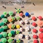 Compilation Ibiza opening parties (essentials) avec Lukajieff / Miguel Mares / Nuvex / Mike Deep / Anjey Sarnawski...