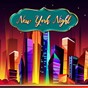Compilation New York Night avec Sly & the Family Stone / Betty Hutton / Miles Davis / Lena Horne / Benny Goodman...
