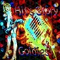 Compilation Hit's story goldies avec Ritchie Valens / Bill Haley / The Comets / Carl Mann / Len Barry...